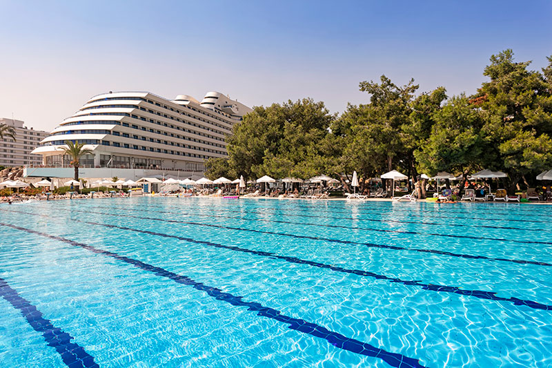 Titanic Beach Resort Hotel 5* - bazén
