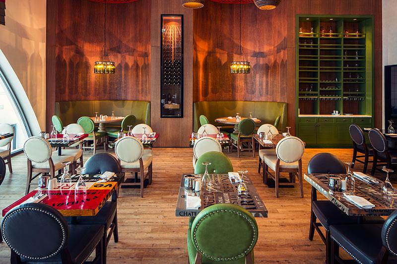 Titanic Beach Resort Hotel 5* - reštaurácia