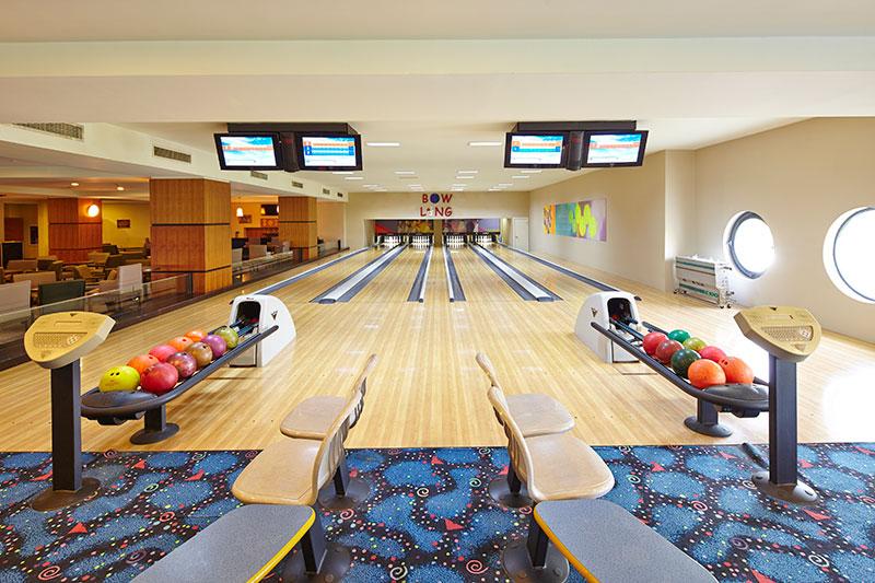Titanic Beach Resort Hotel 5* - bowling
