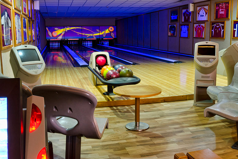 Gloria Verde Resort 5* - bowling