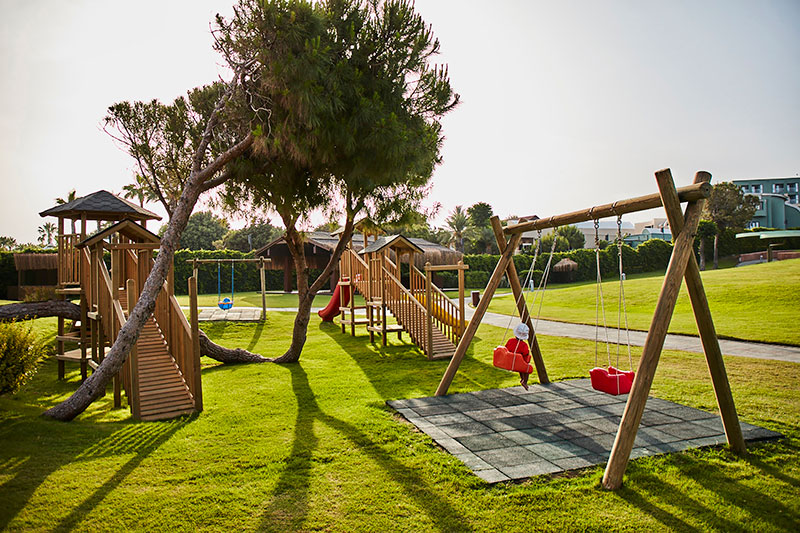 Gloria Verde Resort 5* - detské ihrisko