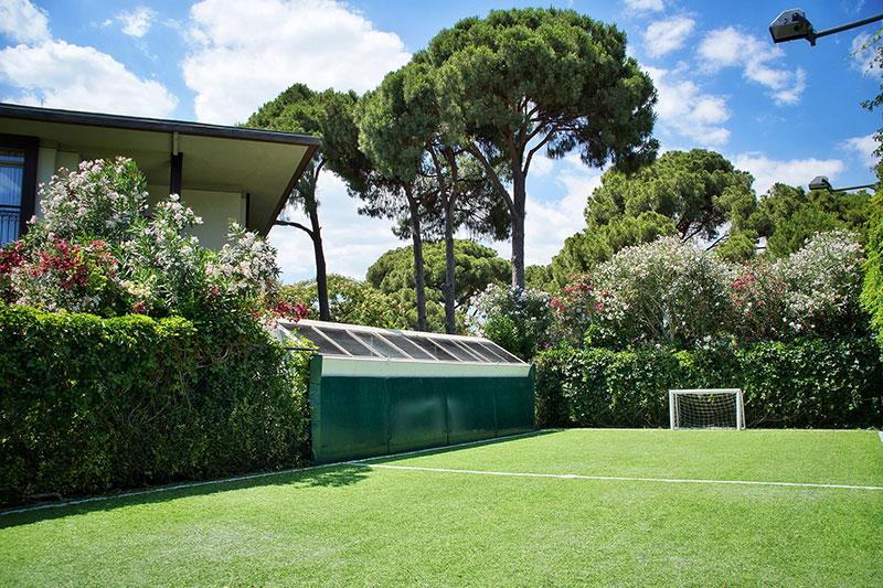 Gloria Verde Resort 5* - futbalové ihrisko