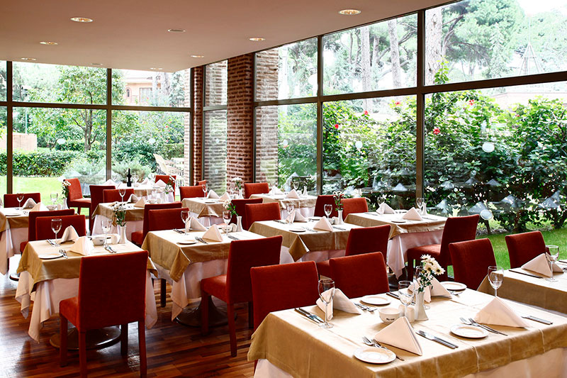 Gloria Verde Resort 5* - reštaurácia