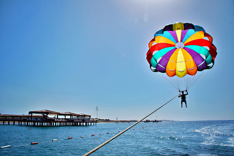 Gloria Verde Resort 5* - vodné športy