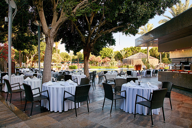 Gloria Golf Resort 5* - reštaurácia