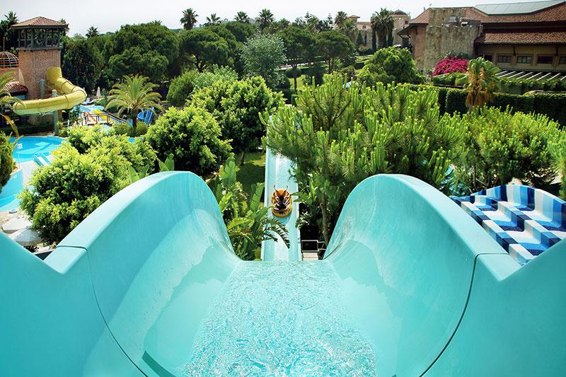 Gloria Golf Resort 5* - aquapark