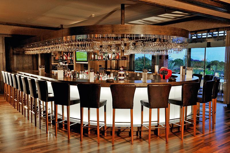 Gloria Golf Resort 5* - bar