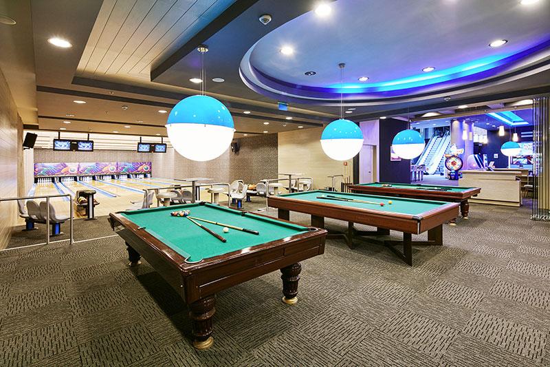 Gloria Golf Resort 5* - biliard