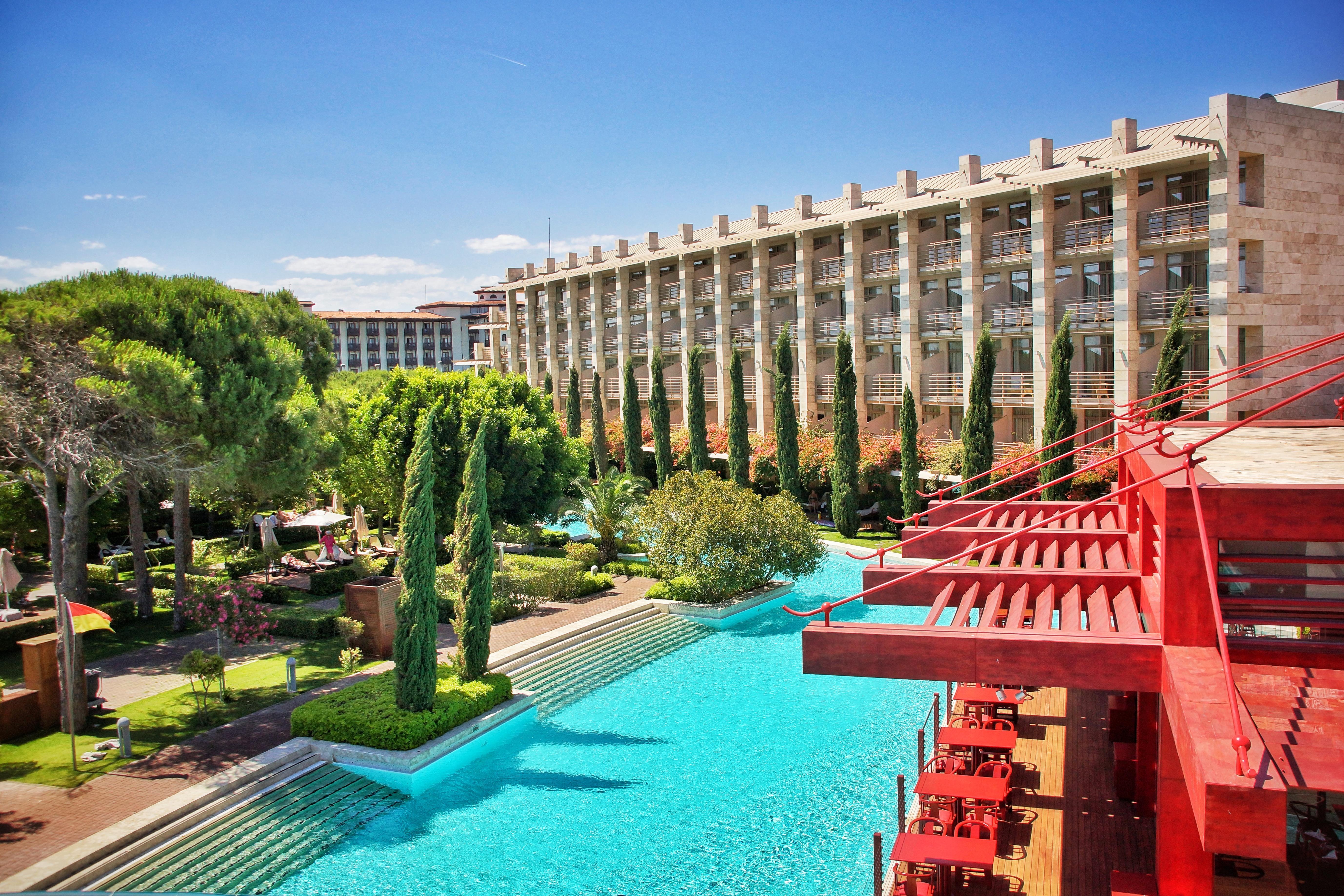 Gloria Serenity Resort 5˙