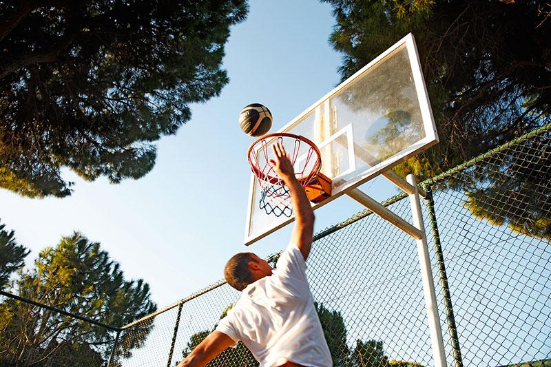 Gloria Serenity Resort 5* - basketbal