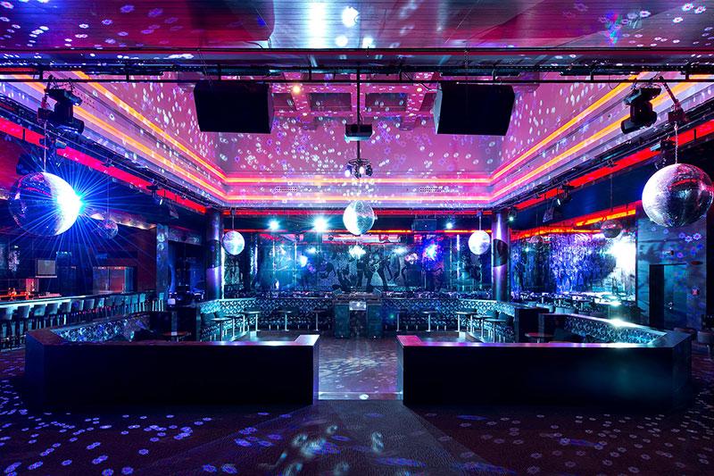 Gloria Serenity Resort 5* - nočný klub