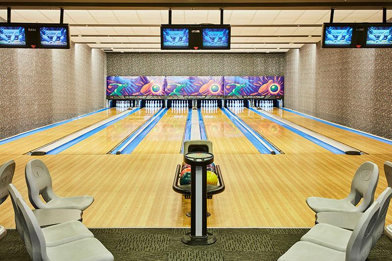 Gloria Serenity Resort 5* - bowling