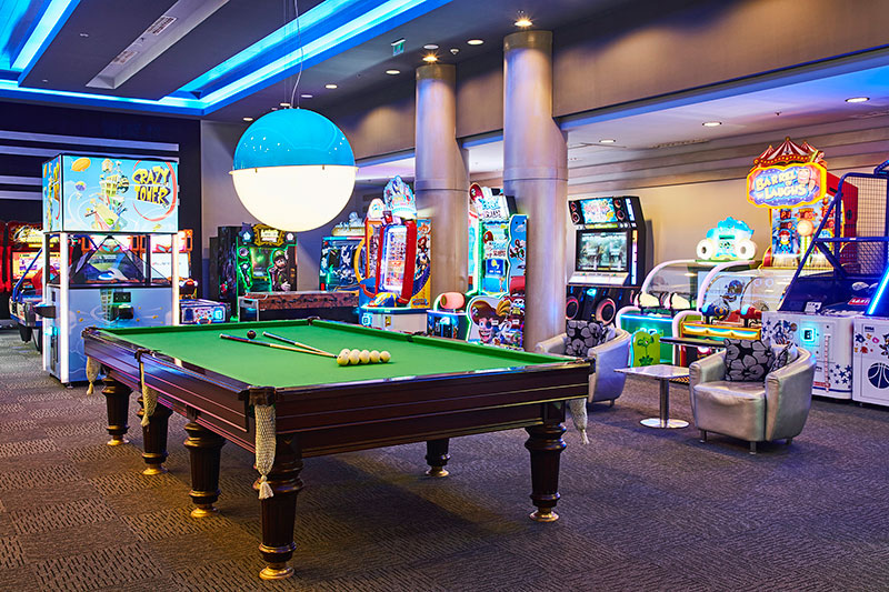 Gloria Serenity Resort 5* - biliard