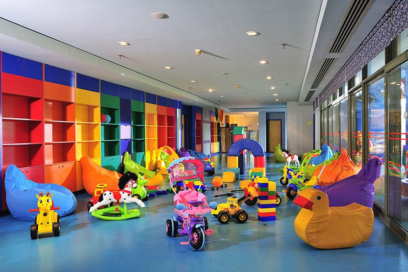 Gloria Serenity Resort 5* - miniklub