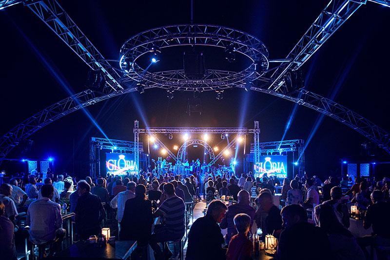 Gloria Serenity Resort 5* - večerné show