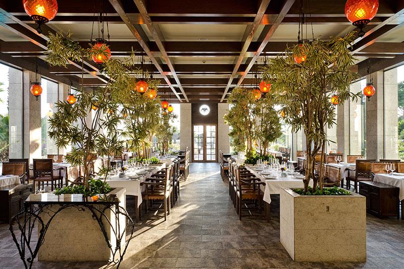 Gloria Serenity Resort 5* - reštaurácia