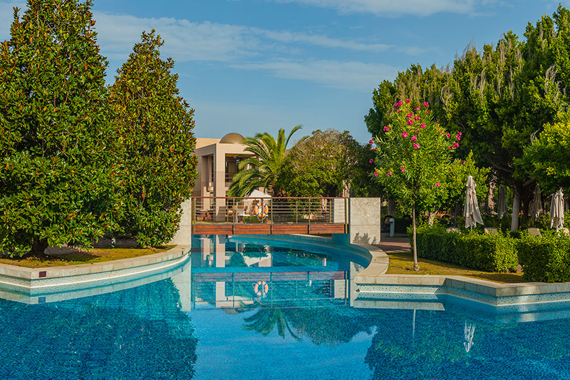 Gloria Serenity Resort 5* - bazén