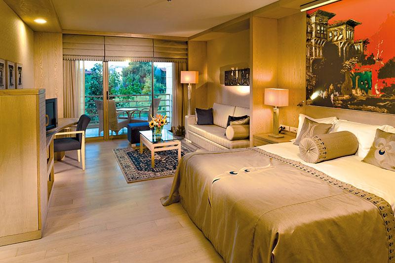 Gloria Serenity Resort 5* - izba