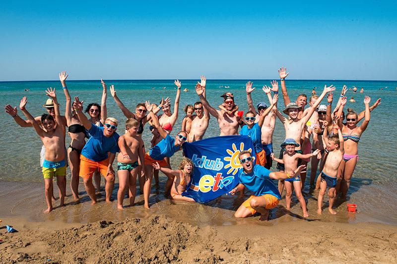 Kalogria Beach Hotel 4* - Klub Leto