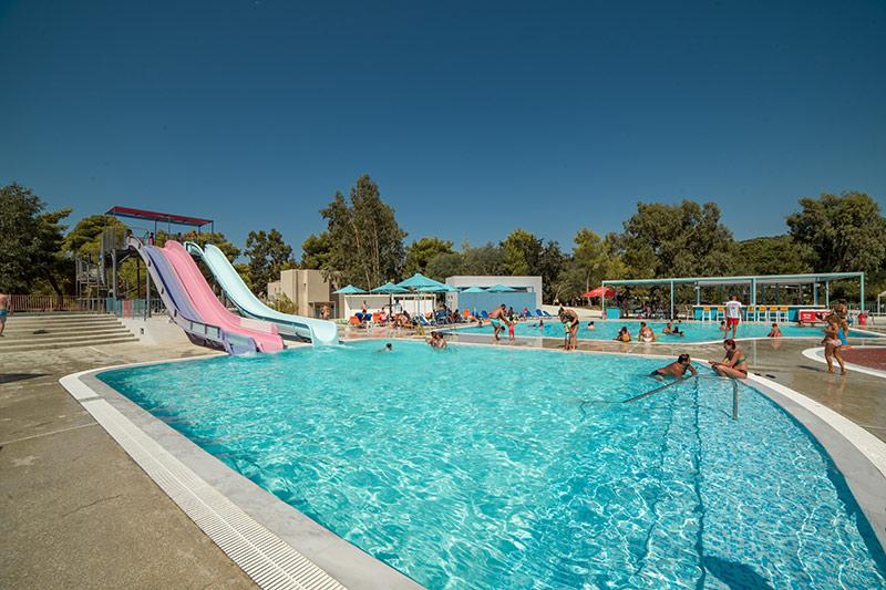 Kalogria Beach Hotel 4* - aquapark