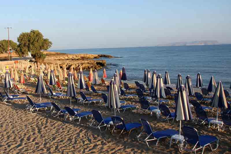 St. Constantin 5* - pláž