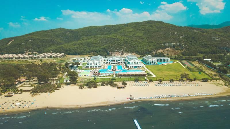 Korumar Ephesus Beach Resort & SPA 5˙