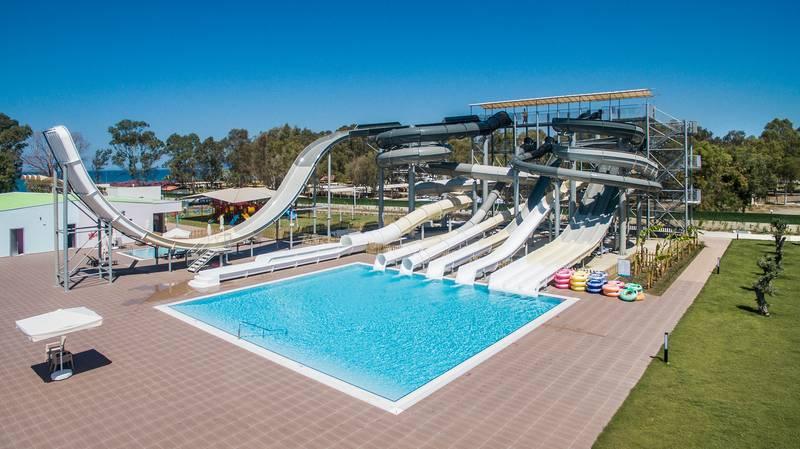 Korumar Ephesus Beach Resort & SPA 5˙ - aquapark