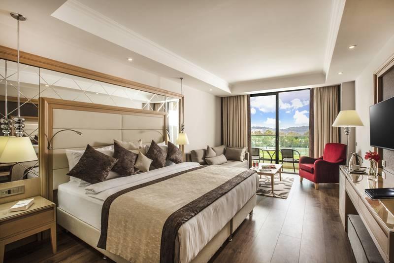 Korumar Ephesus Beach Resort & SPA 5˙ - izba