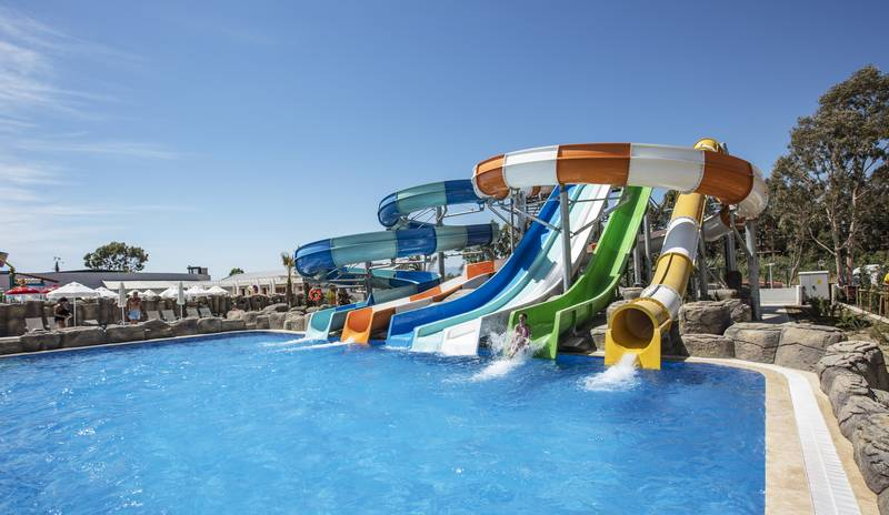 Palm Wings Ephesus Beach Resort 5˙ - aquapark