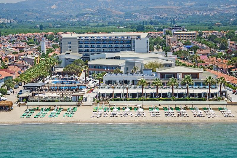 Palm Wings Beach Resort & SPA 5˙
