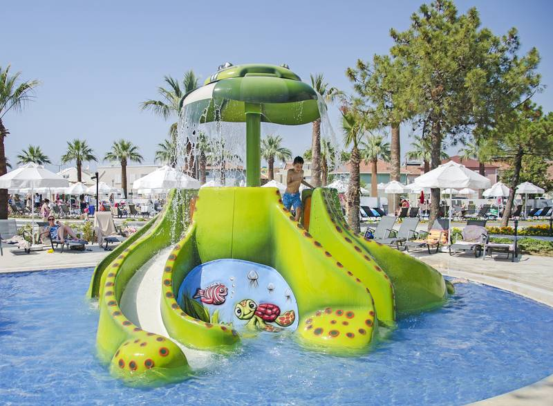 Palm Wings Beach Resort & SPA 5˙ - detský bazén