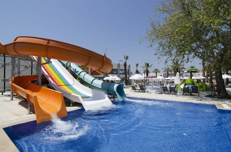 Palm Wings Beach Resort & SPA 5˙ - aquapark