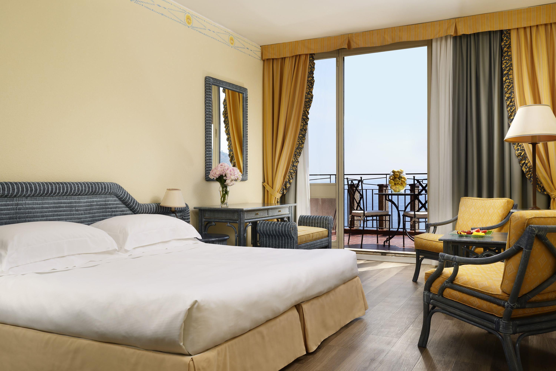 Unahotels Hotel Capotaormina 4* - Izba