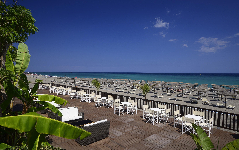 Unahotels Hotel Naxos Beach 4* - pláž