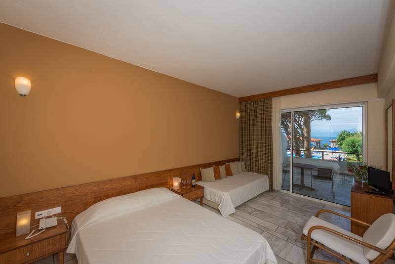 Pavlina Beach Hotel 4˙ - izba