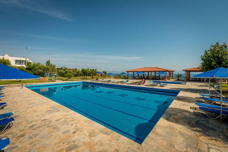 Pavlina Beach Hotel 4˙ - bazén