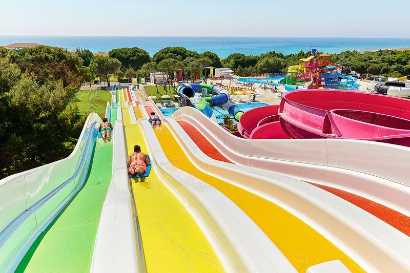 Olympia Oasis & Aqua Park 4*+ - aquapark