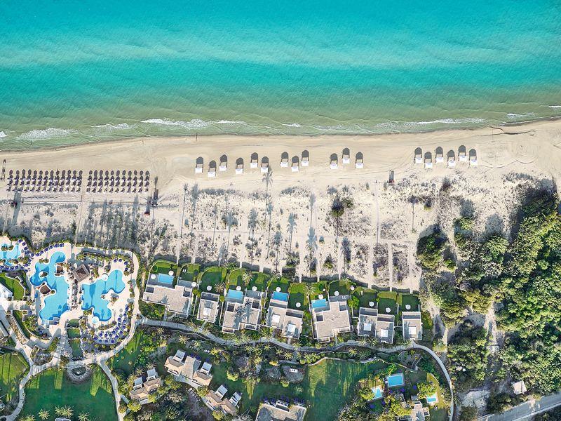La Riviera & Aqua Park 5* - pláž