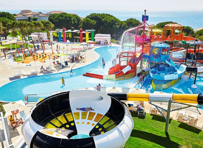 La Riviera & Aqua Park 5* - aquapark