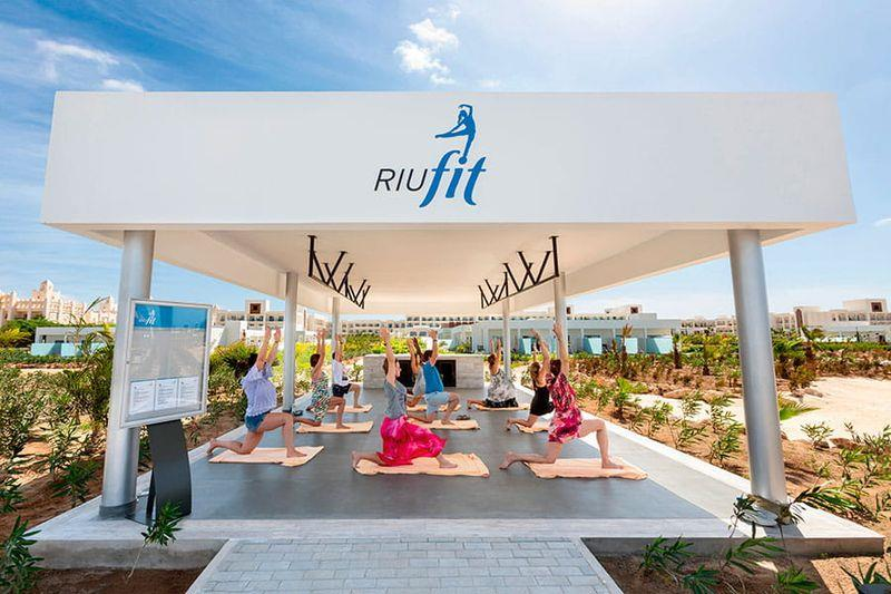Riu Palace Boa Vista 5* - fitnescentrum