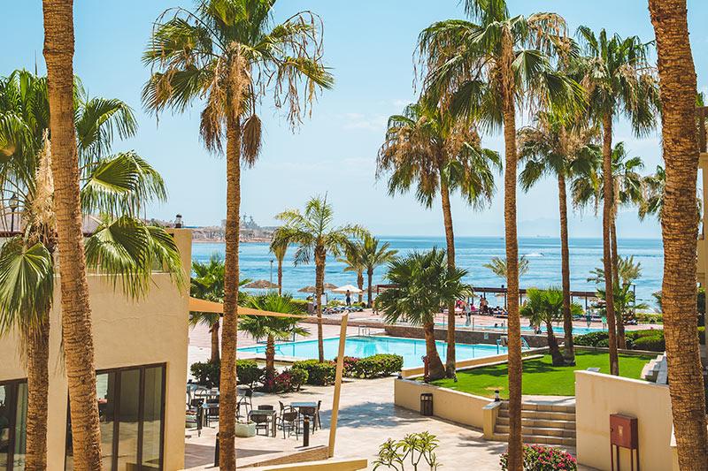 Tala Bay Resort 5* - areál