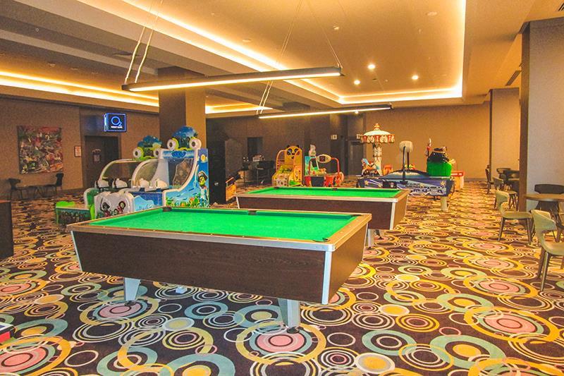 Concorde Luxury Resort & Casino 5* - herňa