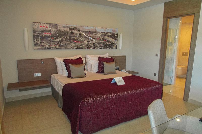 Concorde Luxury Resort & Casino 5*  - izba