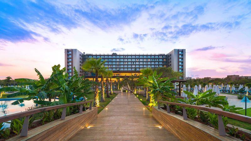 Concorde Luxury Resort & Casino 5*