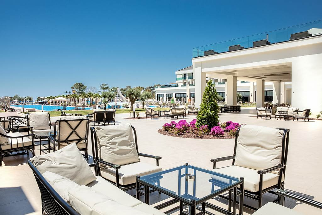 Korumar Ephesus Beach Resort & SPA 5˙ - reštaurácia