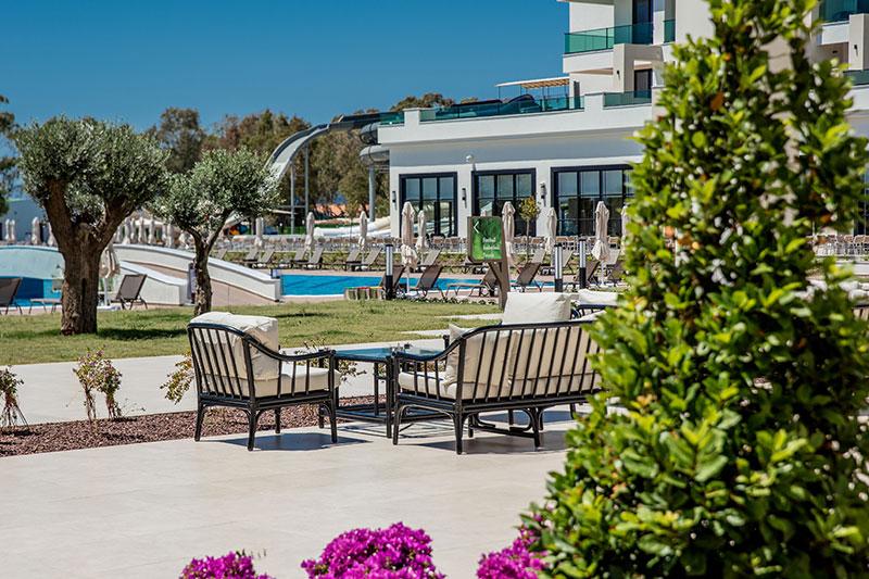Korumar Ephesus Beach Resort & SPA 5* - lobby