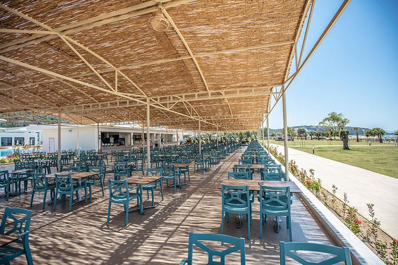 Korumar Ephesus Beach Resort & SPA 5* - reštaurácia