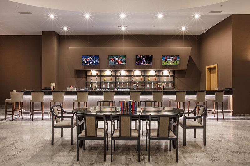 Korumar Ephesus Beach Resort & SPA 5* - športový bar