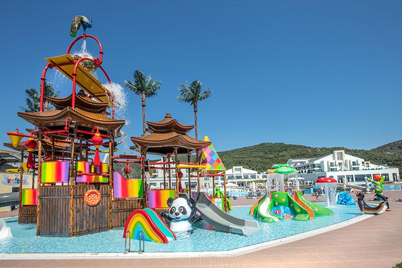 Korumar Ephesus Beach Resort & SPA 5* - detský bazén
