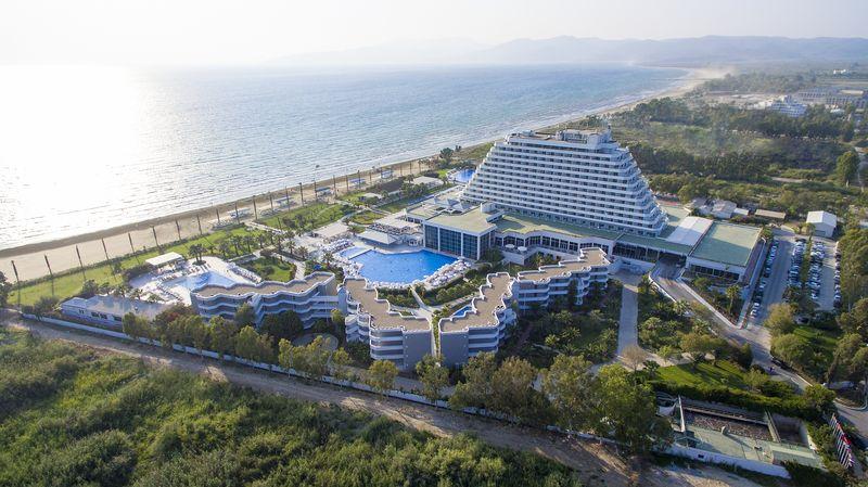 Palm Wings Ephesus Beach Resort 5˙